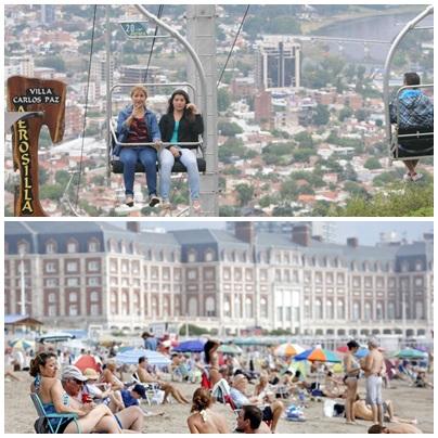 Record turistico nacional en el finde extra largo de Semana Santa