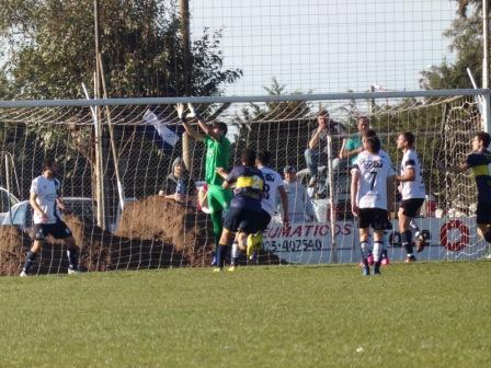 LRF - Sarmiento logra clasificar a semifinales del anual repitiendo el triunfo ante Boca Juniors.