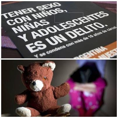 """ABUSO INFANTIL: una mayúscula """"cifra negra"""" en Argentina"""