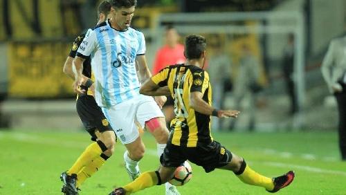 Copa Libertadores - Injusta derrota de Atlético Tucumán en Montevideo