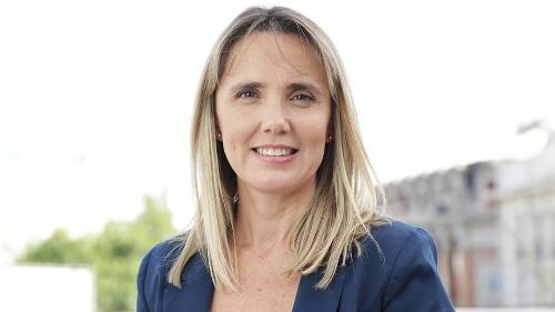 Gladys Gonzalez, en camino de la lucha anti mafia a la candidatura al Senado, visito Pigüé