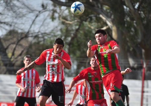 Federal B - Deportivo Sarmiento recibe el sábado al puntero Sansinena.