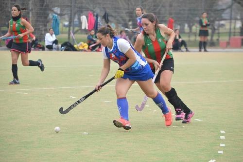 Hockey Femenino - Se jugó la 3ra y 4ta fecha del Torneo de Mamitas.