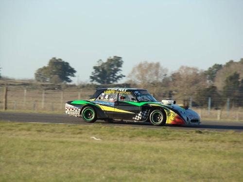 TC del SudOeste - La categoría compite este fin de semana en Toay con varios pigüenses en carrera. Impresiones de Furch.
