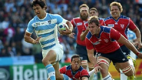 Mundial Rugby 2015  - Los Pumas deslumbraron ante Namibia.