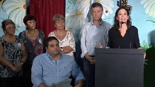 Macri anunció un paquete de medidas sociales
