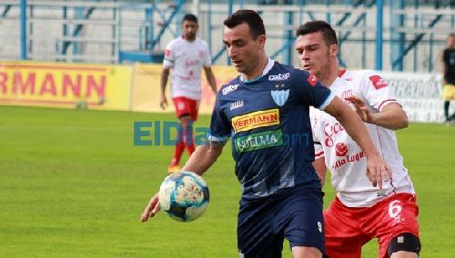 Nacional B - Juventud Unida empató como local y vuelve a entrar en zona de descenso.