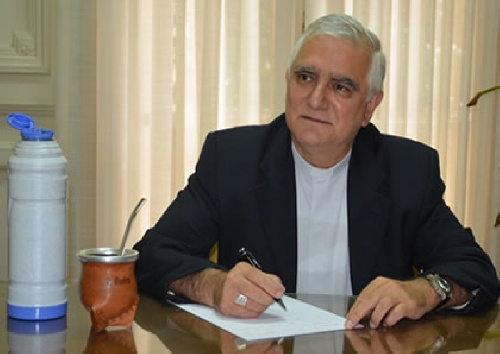 """AVANCE DE LA DROGA: Monseñor Lozano aseguró que el gobierno K """"minimizaba el narcotráfico"""""""