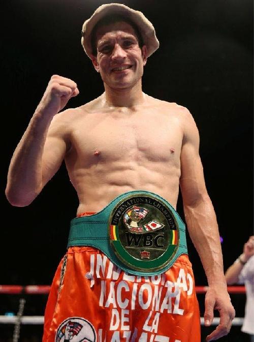 El Gauchito Heiland y un knock out en el sexto round para una nueva victoria