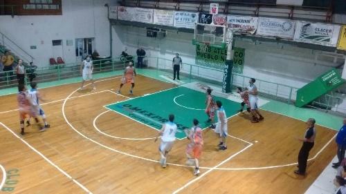 Provincial Basquet - Chivilcoy cayó ante Bahía Blanca en la 2da fecha - 8 puntos de Di Pietro.