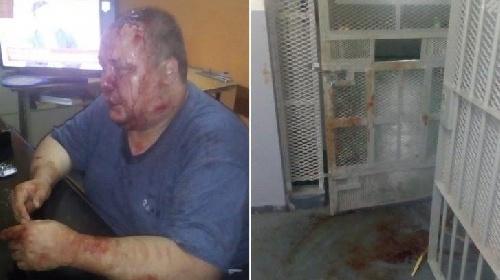 Capturan intentando robar en Cnl. Suarez a otro de los menores escapados violentamente del instituto de menores bahiense