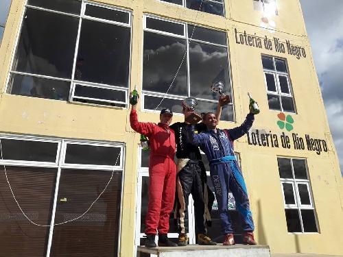 Gran Turismo de La Comarca - Tercer y sexto puesto para Javier Velázquez en Viedma.