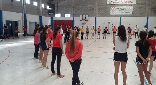 Balonmano Regional - Muchas pigüenses preseleccionadas en la Selección Regional.
