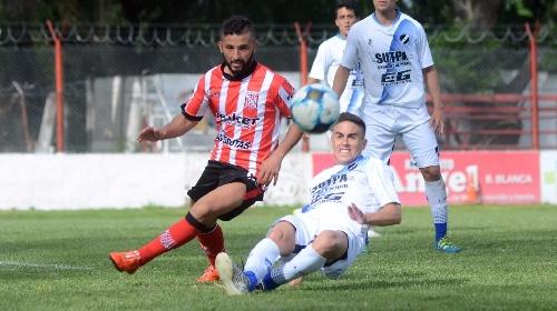 Federal A - Alvarado con Marcos Litre empató ante Sansinena y comparte la 1ra ubicación con otros dos equipos.