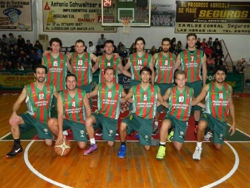 Basquet Tresarroyense - Deportivo Sarmiento derrotó a Costa Sud con Damian Palma y Byscaychipi y sigue en la punta.