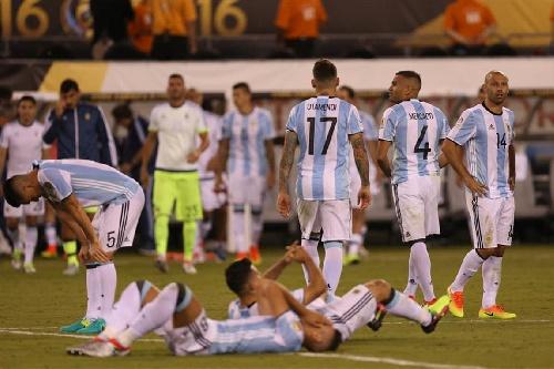 La Selección Argentina perdió por penales otra final de la Copa America con Chile