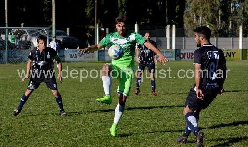 LRF - Unión de Tornquist vs Club Sarmiento adelantan el miércoles con cambio de localía.