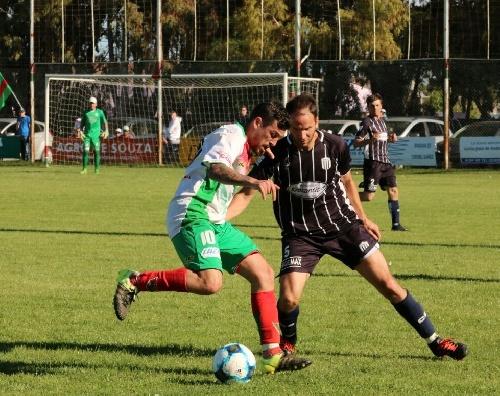 LRF - Club Sarmiento como visitante cortó el invicto de Deportivo Sarmiento.