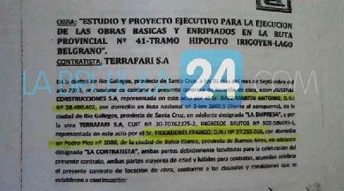 Ruta del dinero K: contactos bahienses con Lázaro Báez