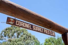 Golf - Participación pigüense en el Coronel Suárez Polo Club.