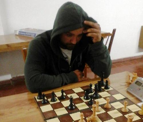 Ajedrez - Germán Favre derrotó al favorito Mouilleron.