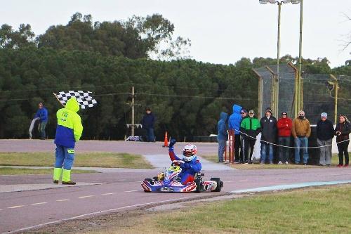Karting - Se viene la 4ta fecha del Campeonato al Autódromo Ciudad de Pigüé.