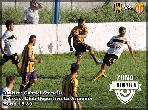 Liga del Sur - Olimpo con Jeronimo Balcarce empató ante Tiro Federal 0 a 0.