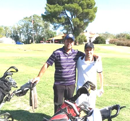 Golf - Excelente actuación de Pablo Wesner en el Norpatagónico del Palihue bahiense.