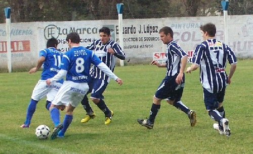 Miércoles y jueves se completa la fecha del futbol liguista con dos partidos en nuestra ciudad