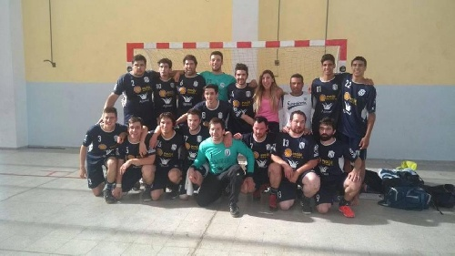 Handball Masculino - Club Sarmiento está en semifinales del Torneo Nacional de San Juan.