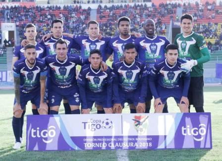 Futbol Boliviano - Sigue la mala racha para el equipo de Martín Prost.
