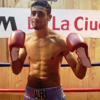 Box Internacional - Alfredo Blanco peleará este fin de semana en Montevideo.