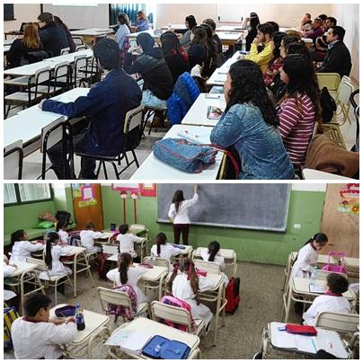 Pigüé: Acto oficial de inicio del ciclo lectivo en el Distrito