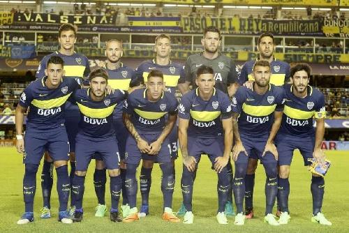 AFA - 1ra División - Con Boca Juniors puntero y River escolta en la 26ta fecha.