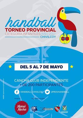 Handball Femenino Infantiles - Victoria del Cef 83 ante Mar del Plata en el provincial de Chivilcoy.