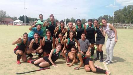 Hockey Femenino - Independiente de Puán ascendió a la C.