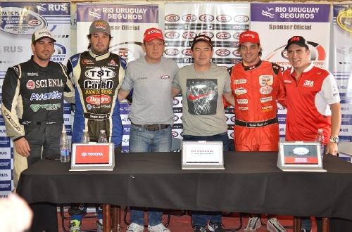 TC en Rafaela - Excelente cuarto lugar en clasificación para Alaux.