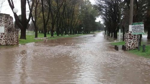 Reabrieron el Parque Municipal de Pigúé