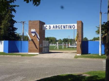 Deportivo Argentino festeja sus 75 años.