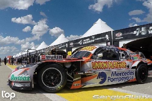 Turismo Carretera - Cambio de motor para el auto de Sergio Alaux en la final de Toay.