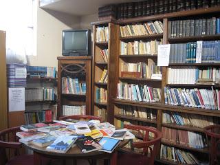 Té canasta a beneficio de la Biblioteca Popular en Saavedra