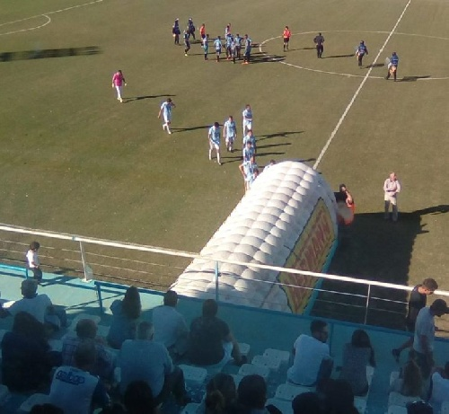 Nacional B . Juventud Unida no levanta cabeza, hoy cayó como local ante Almagro - Martín Prost ingresó en el 2° Tiempo.