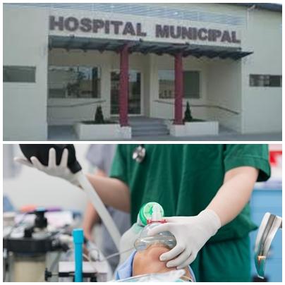 El intendente Corvatta acordó con la Asoc.de anestesistas para la atención del Hospital y el convenio debe ser aprobado en el HCD