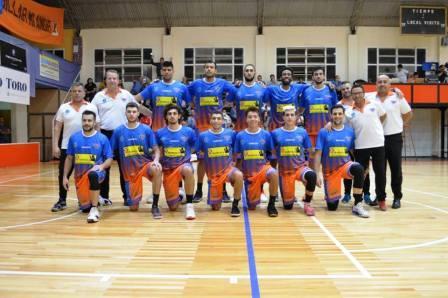 Liga Argentina - Rivadavia de Mendoza el 4° clasificado de la Conferencia Sur.