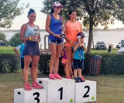 Atletismo - Yani Clair y René Velázquez los mejor clasificados en los 8 k de Puán.