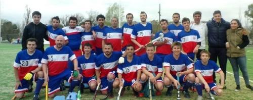 Hockey Masculino - Empate del CEF 83 en el debut Torneo Anual de la Asociación.