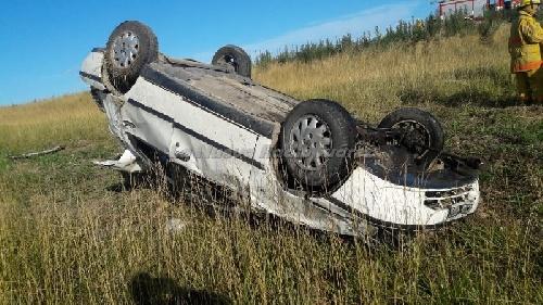 En un accidente en RP Nº 67 fallece una vecina de Espartillar