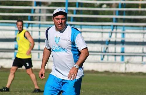 Juventud Unida de Gualeguaychú club donde milita Martín Prost tiene nuevo técnico.