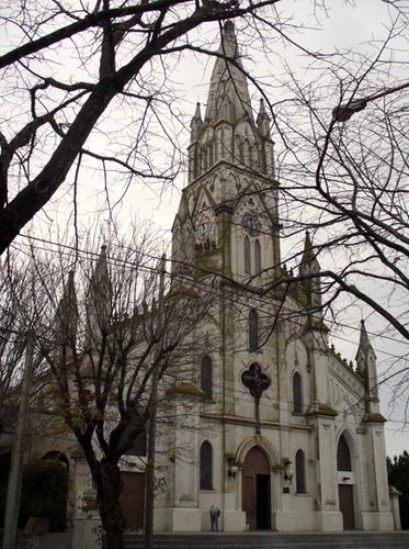 Parroquia Nuestra Señora de Luján de Pigüé