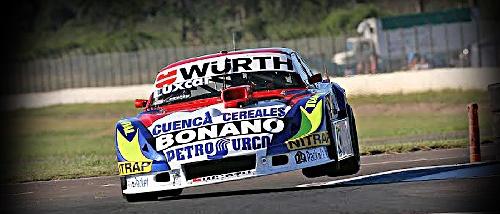 Turismo Carretera - Juan Martín Trucco ganó la primer sesión clasificatoria de San Luis.